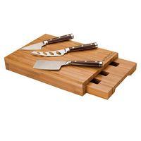 522556652-184 - Bambu Bamboo Cheese Set - thumbnail