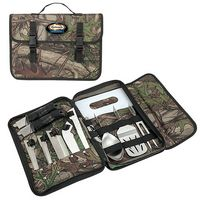 525849393-184 - Big Sur Camo BBQ Camping Set - thumbnail