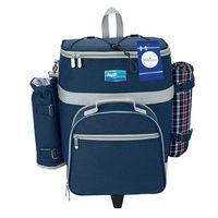 585914653-184 - Haywood 4 Person Trolley Picnic Bag & Hangtag - thumbnail