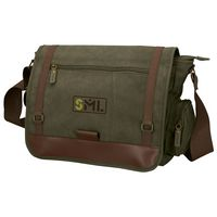 732554140-184 - Canvas Messenger Bag - thumbnail