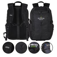 905546814-184 - Work-Pro II Laptop Backpack - thumbnail
