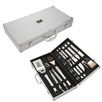 905862921-184 - Central Park 18-Piece Steel BBQ Set - thumbnail