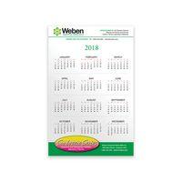 "925914733-184 - PaperSplash 5 3/8"" x 8 3/8"" Wall Calendar - thumbnail"