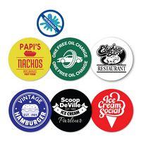 106276140-819 - Antimicrobial Plastic Token (Spot Color) - thumbnail