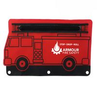 125272527-819 - Fire Engine School Pouch - thumbnail