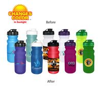 345901903-819 - 20 Oz. Sun Fun Cycle Bottle w/Flip Top Lid, Full Color Digital - thumbnail