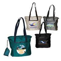 385563303-819 - Otaria™ Packable Tote Bag, full color digital - thumbnail