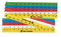 531327339-819 - Enamel Finish Folding Yardstick - thumbnail