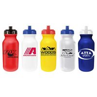 545037631-819 - 20 Oz. Value Cycle Bottle w/ Push 'n Pull Cap - thumbnail