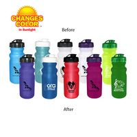 545901901-819 - 20 Oz. Sun Fun Cycle Bottle with Flip Top Lid - thumbnail