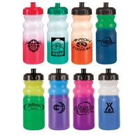 572555612-819 - 20 Oz. Mood Cycle Bottle (Spot Color) - thumbnail