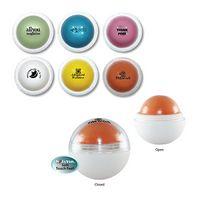 575773914-819 - Halcyon® Round Colored Lip Balm - thumbnail