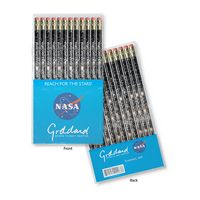 725923348-819 - Create-A-Pack Pencil Set of 12 - FCD Round Pioneer Pencils - thumbnail
