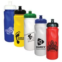 746187821-819 - 24 oz. Cycle Bottle with Push 'N Pull Cap - thumbnail
