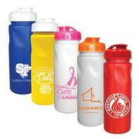 746187826-819 - 24 oz. Cycle Bottle with Flip Top Cap - thumbnail