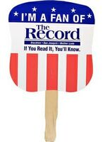 763723746-819 - Stock Stars & Stripes Hand Fan - thumbnail