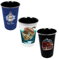 776276134-819 - 17 Oz. Speckled Enamelware Tumbler, Full Color Digital - thumbnail