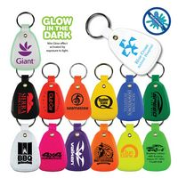 946299497-819 - Antimicrobial Western Saddle Key Tag (Spot Color) - thumbnail