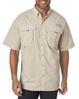 175368404-132 - Columbia Men's Bahama? II Short-Sleeve Shirt - thumbnail