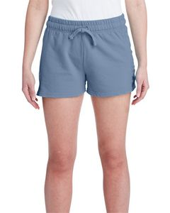195810370-132 - Comfort Colors Ladies' French Terry Short - thumbnail