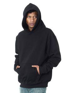 316342547-132 - BAYSIDE Adult Super Heavy Hooded Sweatshirt - thumbnail