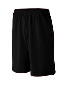335810858-132 - Augusta Youth Wicking Mesh Athletic Short - thumbnail