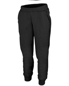 525816128-132 - Augusta Ladies' Tonal Heather Fleece Jogger - thumbnail