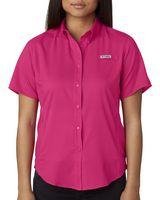 945368397-132 - Columbia Ladies' Tamiami? II Short-Sleeve Shirt - thumbnail