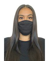 956342526-132 - NEXT LEVEL APPAREL Adult Eco Face Mask - thumbnail
