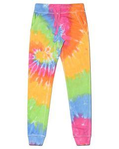 976342566-132 - Tie-Dye Ladies' Jogger Pant - thumbnail