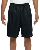 984354413-132 - A-4 Adult Nine Inch Inseam Mesh Short - thumbnail