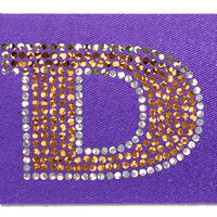 "156329056-185 - 3"" Badge Satin Ribbon (Sparkle) - thumbnail"