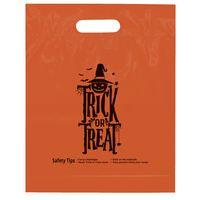183394413-185 - Happy Halloween Die Cut Bag - thumbnail