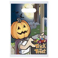 185756955-185 - Pumpkin Head Halloween Bag - thumbnail