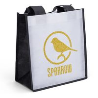 386437172-185 - Degas™ PET Non-Woven Tote Bag (Brilliance- Special Finish) - thumbnail