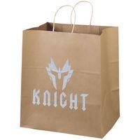 386487276-185 - Eco Brute Kraft-Brown Shopper Bag (Brilliance- Special Finish) - thumbnail