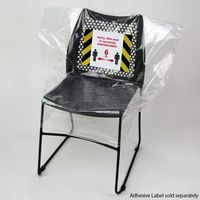 736285960-185 - Plastic Chair Cover - thumbnail