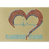 """956352228-185 - 6"""" Badge Satin Ribbon (Sparkle) - thumbnail"""