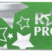 """961358134-185 - 1 1/2"""" Badge Satin Ribbon (Foil Print) - thumbnail"""