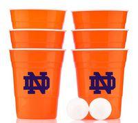 104241695-202 - Party Pong Kit - 6 - 16 oz Single Wall cups and 2 ping pong balls - thumbnail