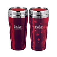145363944-202 - Heat Wave Star - Double Wall Heat Changing Stars Tumbler 16 Oz. Ttumbler - thumbnail
