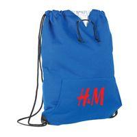 """343725587-202 - Jersey Sweatshirt Drawstring Bag 15""""w x 19"""" h - thumbnail"""