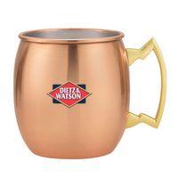 395424679-202 - Moscow Mule Box 2 Gift Set w/Two 18 Oz. Dutch Mule Mugs - thumbnail