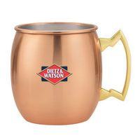 565886601-202 - Moscow Mule Mixer Gift Set w/2 18 Oz. Dutch Mules - thumbnail
