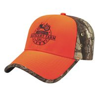 324497950-812 - Solid Front Next G2™ Camo Back Cap - thumbnail