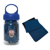 925701289-140 - Krienes Cooling Towel In Container - thumbnail