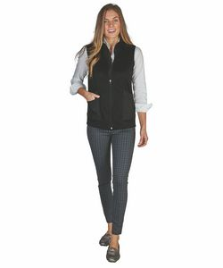 156449445-141 - Women's Ashby Mixed Media Vest - thumbnail