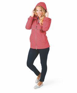 973086753-141 - Women's New Englander® Rain Jacket - thumbnail
