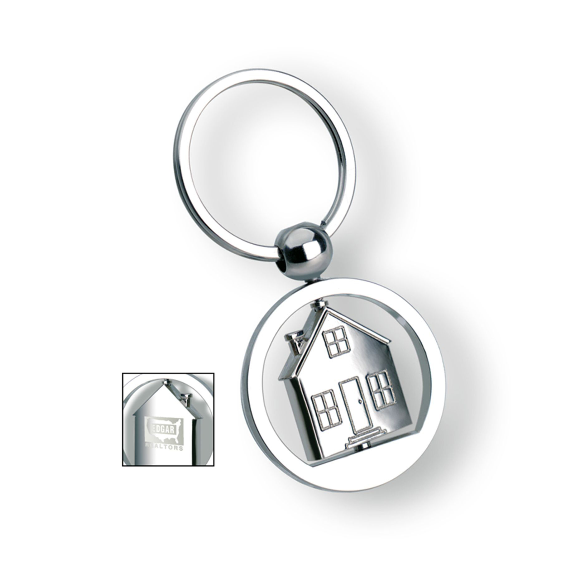 134693640-114 - Inner Spin House Key Holder - thumbnail
