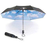 333995798-114 - MoMA Sky Collapsible Umbrella - thumbnail